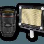 Lens and Lighting
