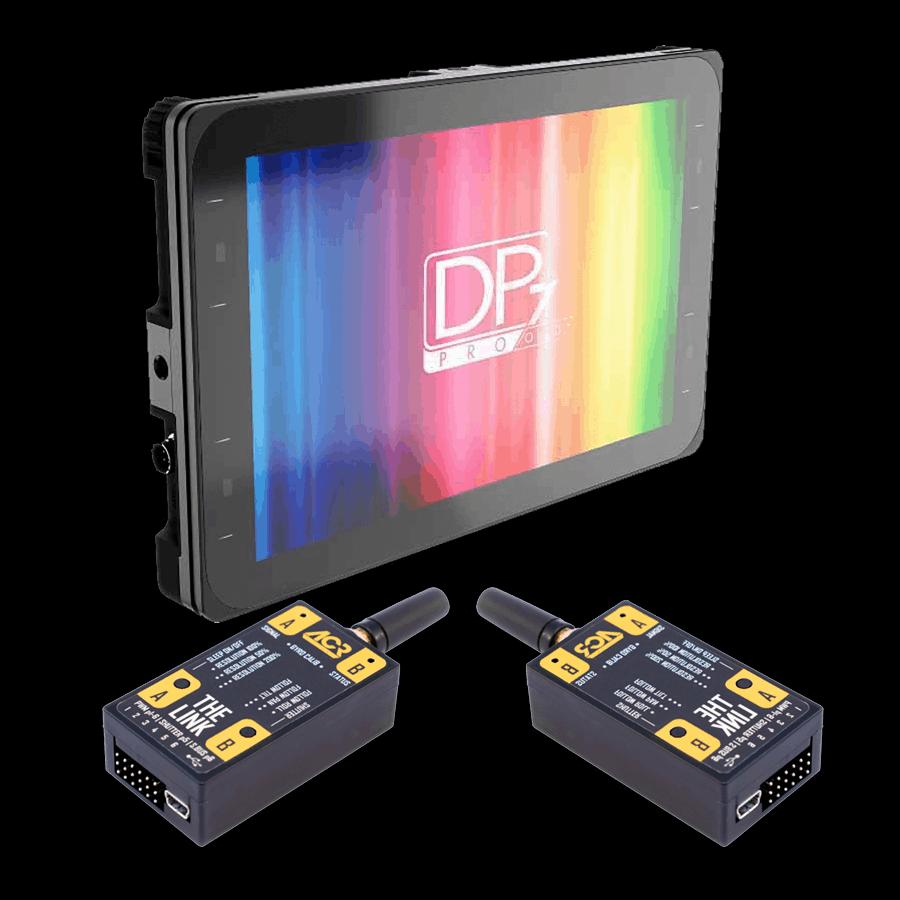 Camera Support ACR Kinetic Gimbal SmallHD Kit