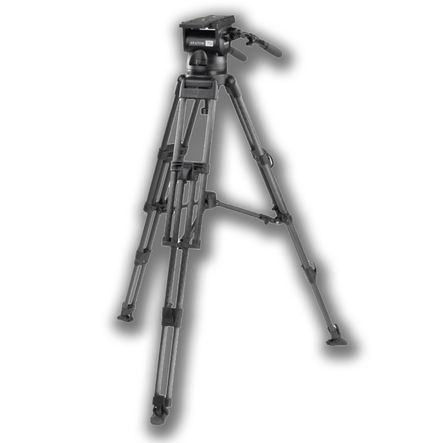 Camera Support Miller Skyline HD 70 CF Tripod