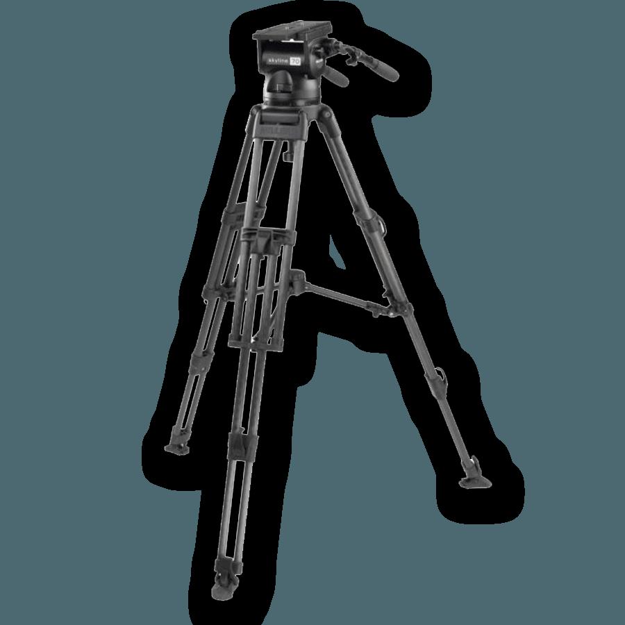 Camera Support Miller Skyline HD 70 CF Tripod