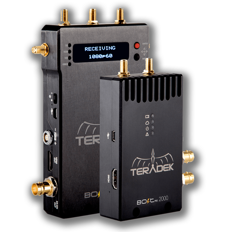 Wireless Teradek Bolt Pro 2000 Kit