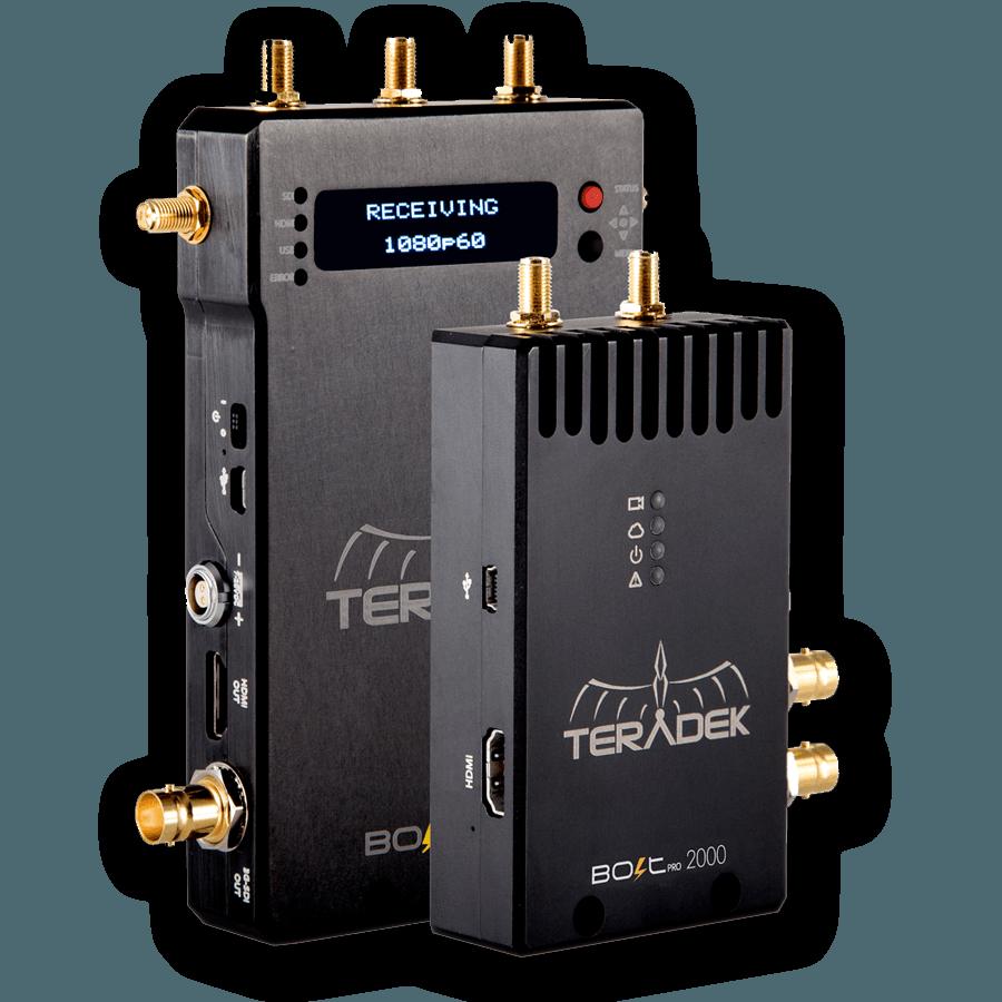 Wireless Teradek Bolt Pro 2000 Kit