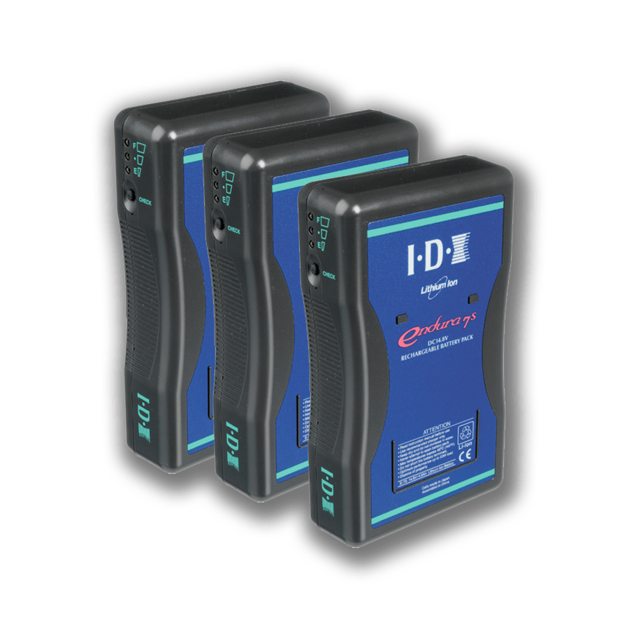 Power IDX 7s V-Lock Batteries