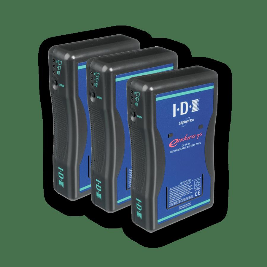 Power IDX 7s V-Lock Batteries