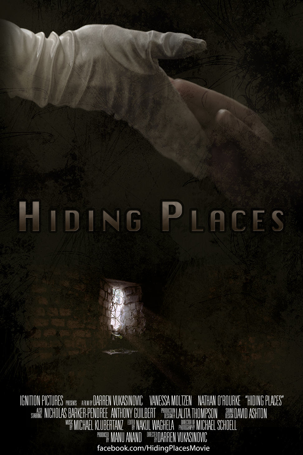Hiding Places Poster