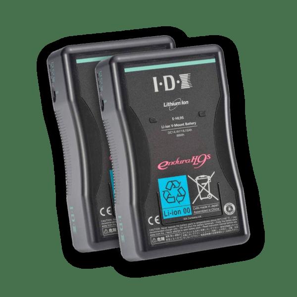 Power IDX HL9s V-Lock Batteries