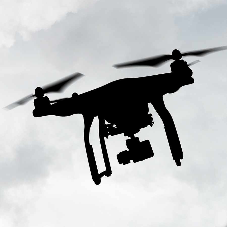 Aerial Drone Hire 4K Basic