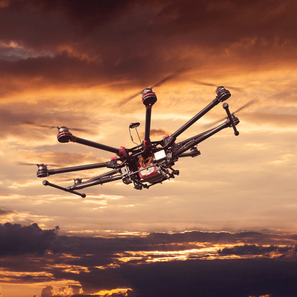 Aerial Drone Hire