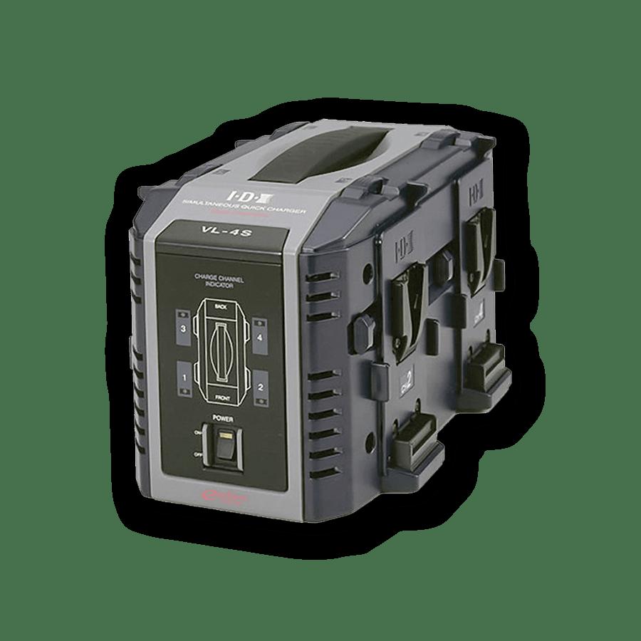 Power IDX VL-4S Simultaneous V-Lock Charger