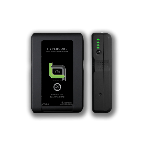 Switronix Hypercore Slim 82Wh V-Lock