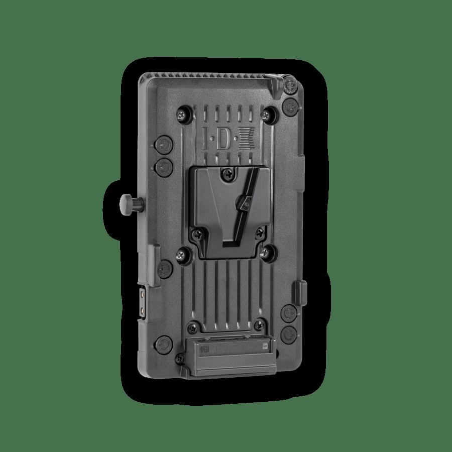 Power V-Lock Battery Belt Clip RED